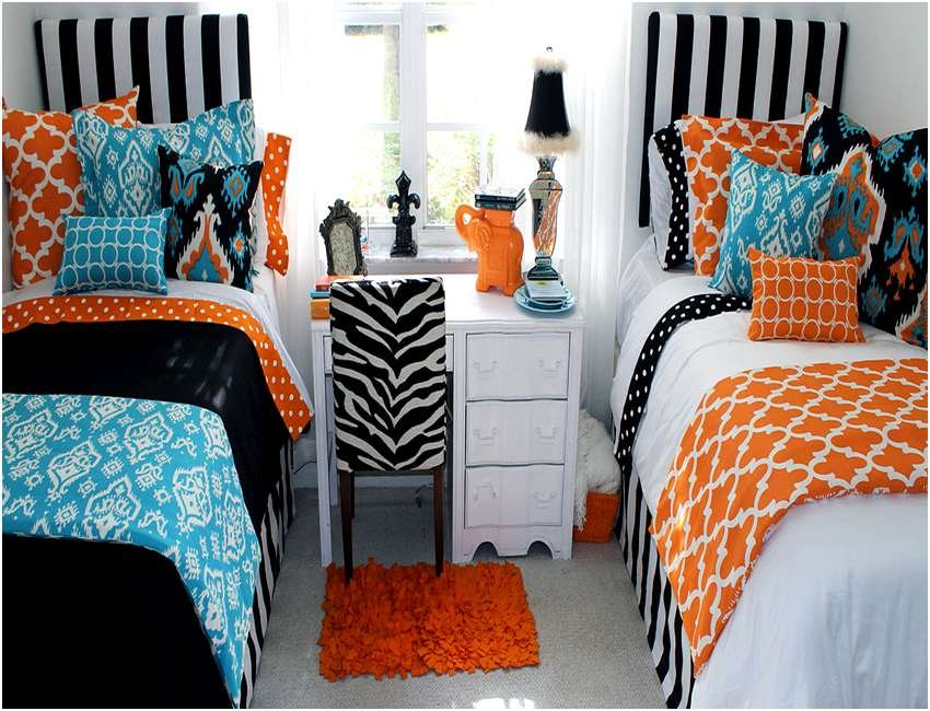 Image of: College Bedding Set Girl Home Design Remodeling Comfort and Freshness Bedding Sets for Guys