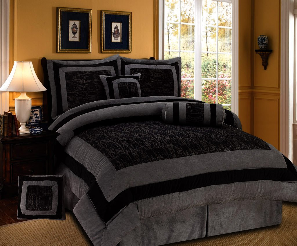 Image of: Cool Masculine Bedding Apartment Therapy