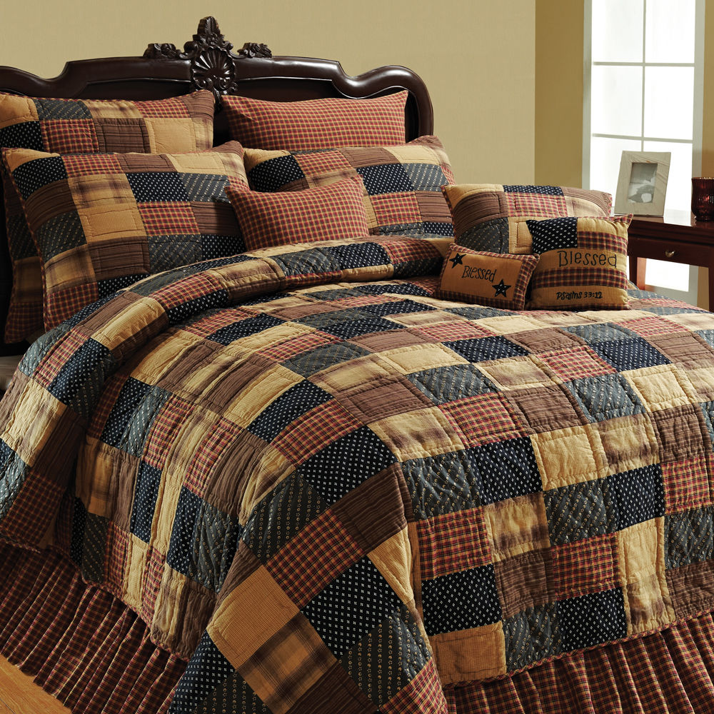 Image of: Country Quilts Designs