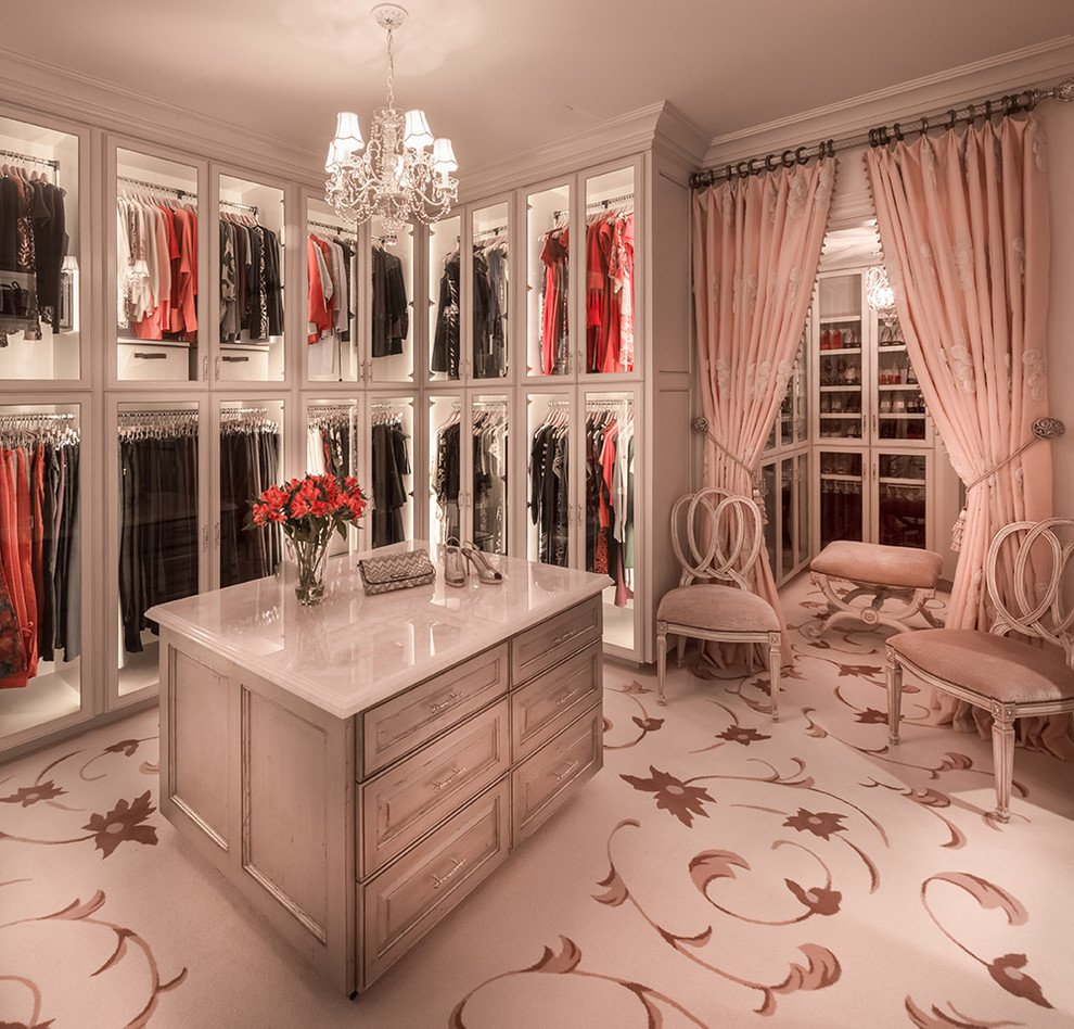 Image of: Dressing Room Lights Closet Traditional Chandelier The Basic Facts of Hipster Bedding