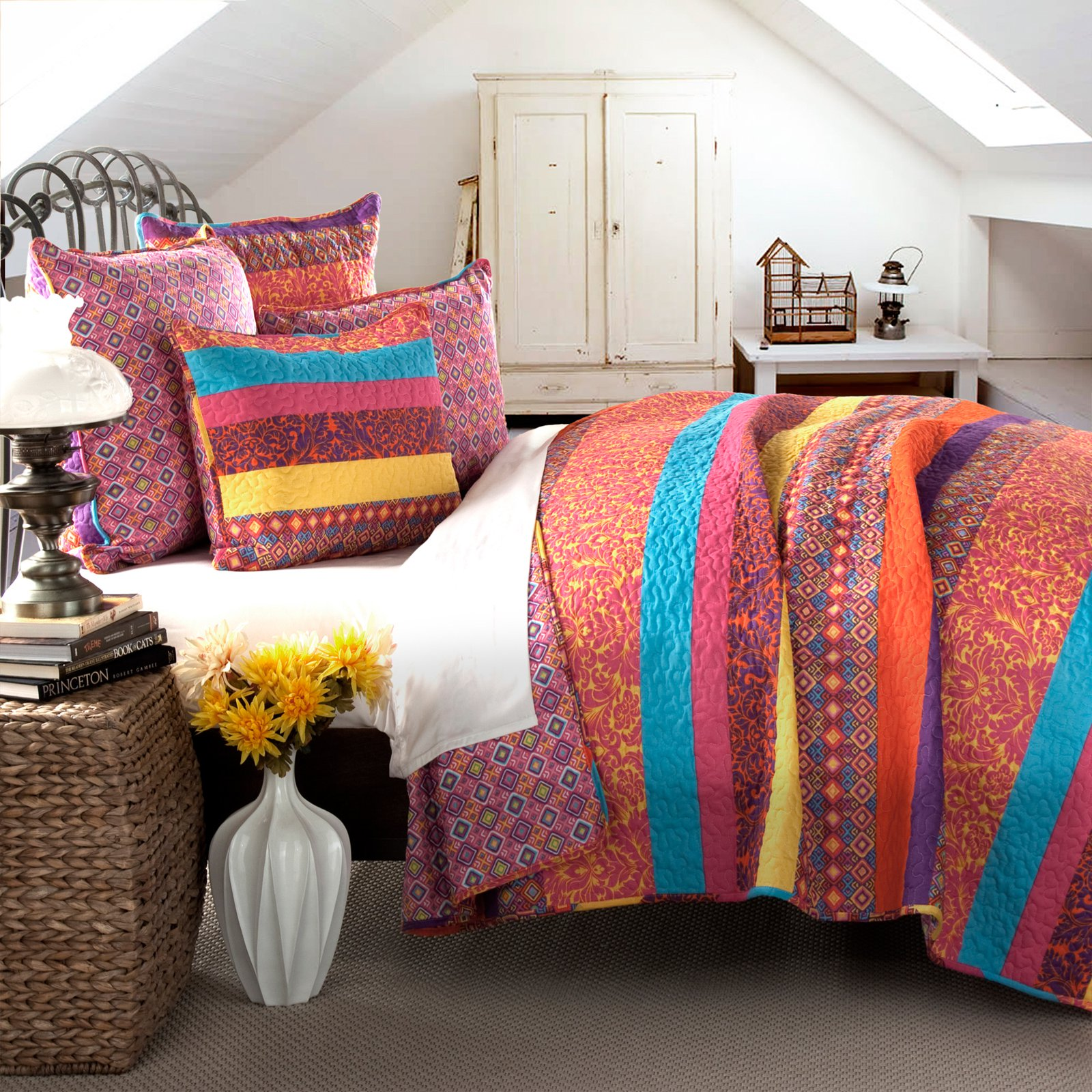 Image of: Gypsy Bedding