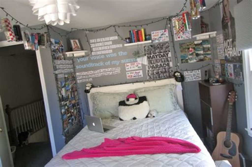 Image of: Hipster Bedding For Teenage Girls