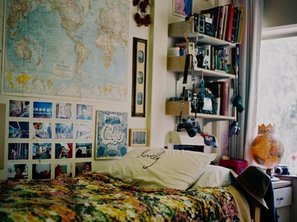 Image of: Hipster Bedding Ideas