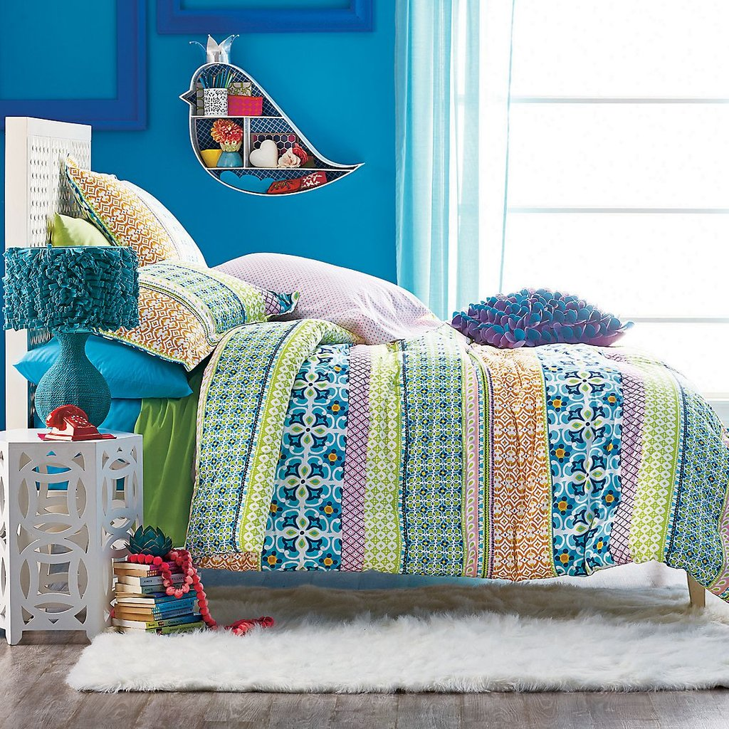 Image of: Home Bedding Comforter Boho Bedding Sets with a Few Simple Details