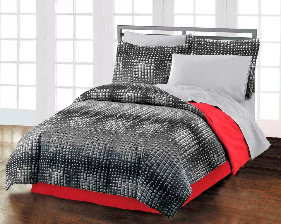 Image of: Luxury Mens Bedding Color