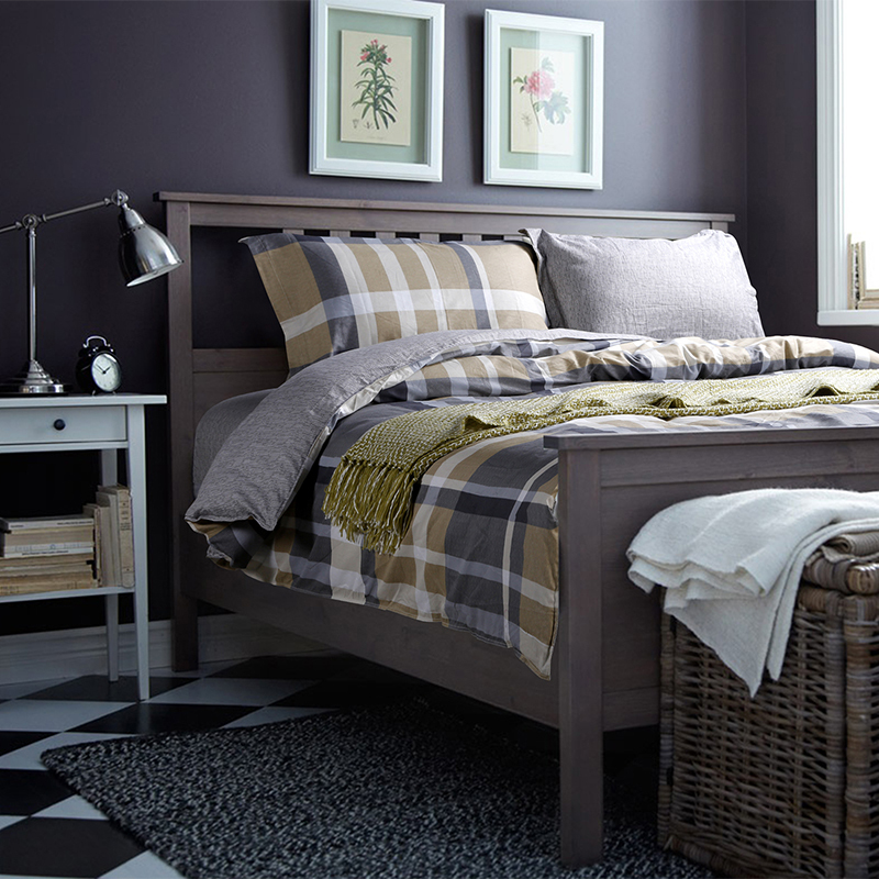 Image of: Masculine Bedding Sets Pattern