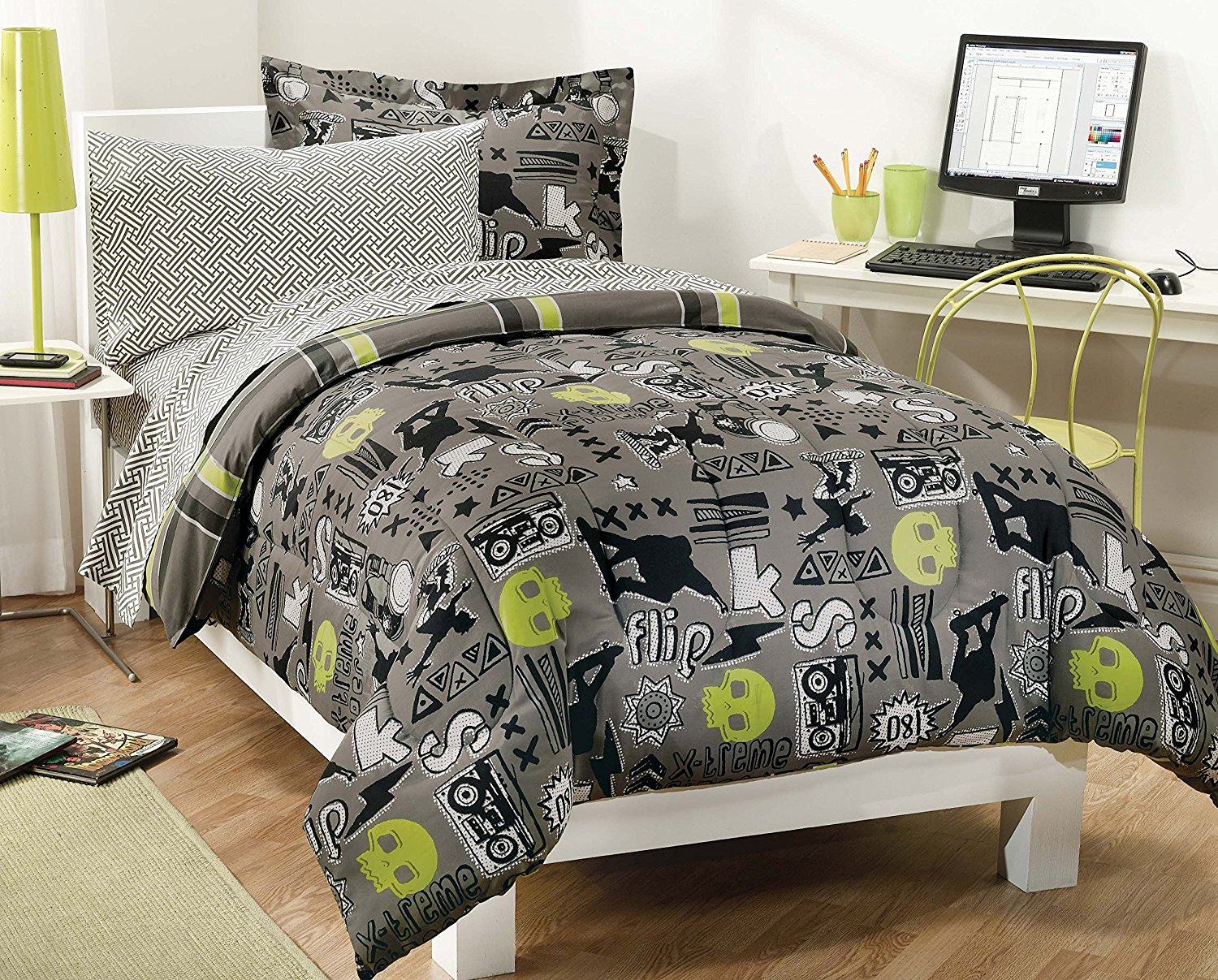 Image of: Mens King Size Comforter Sets