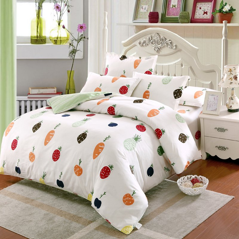 Image of: Pineapple Bedding 28 Image Pull The Basic Facts of Hipster Bedding