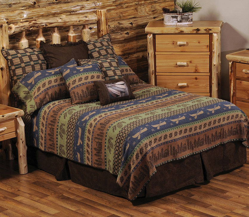 Rustic Patchwork Quilts Theme