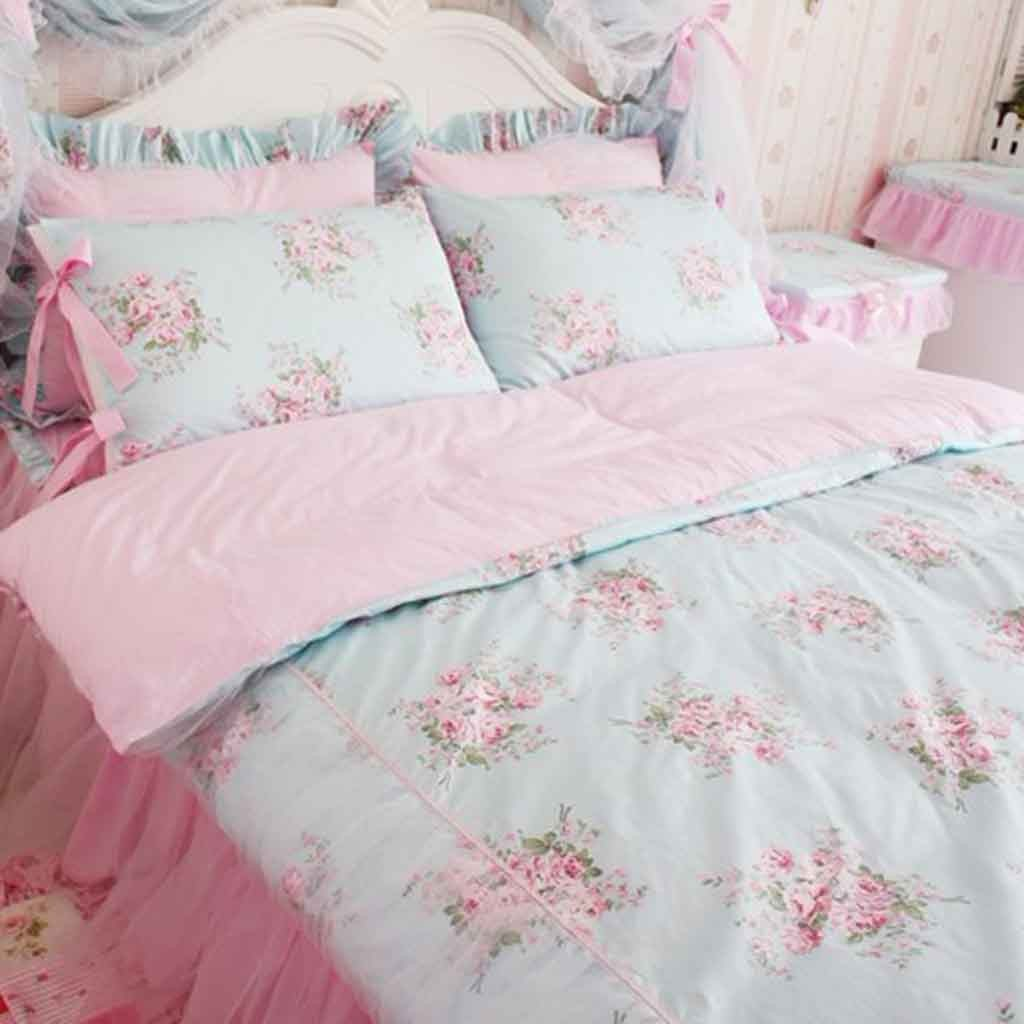 Image of: Shabby Chic Bedding Target