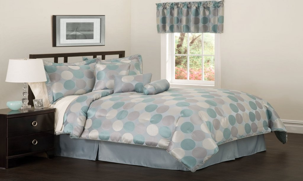 Image of: Turquoise Silver Bedding Teal Comforter Silver Ideas Grey And Teal Bedding Sets Creative