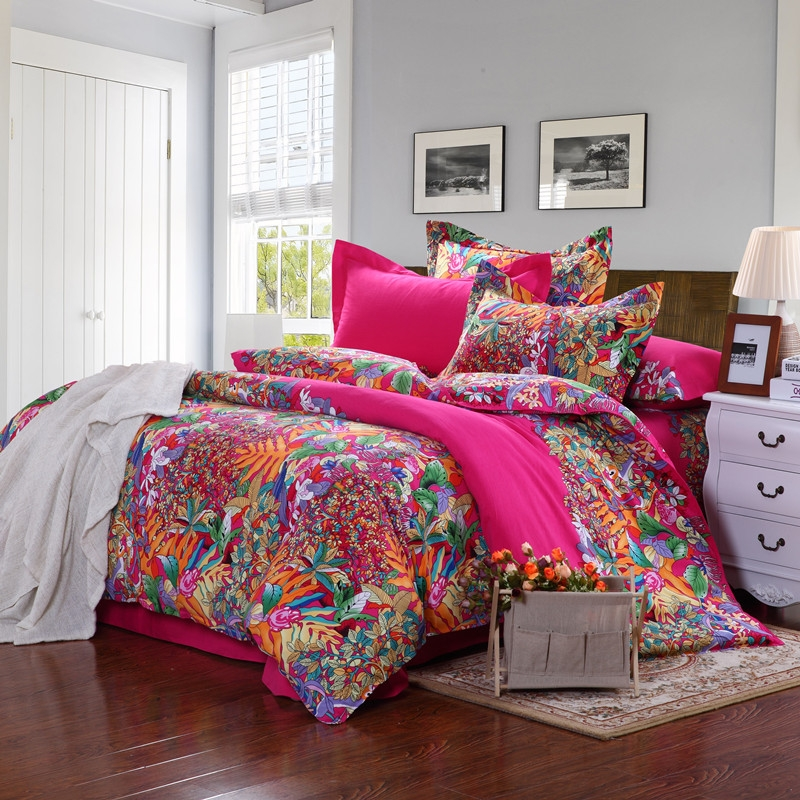 Image of: Wayfair Comforter Sets Pink