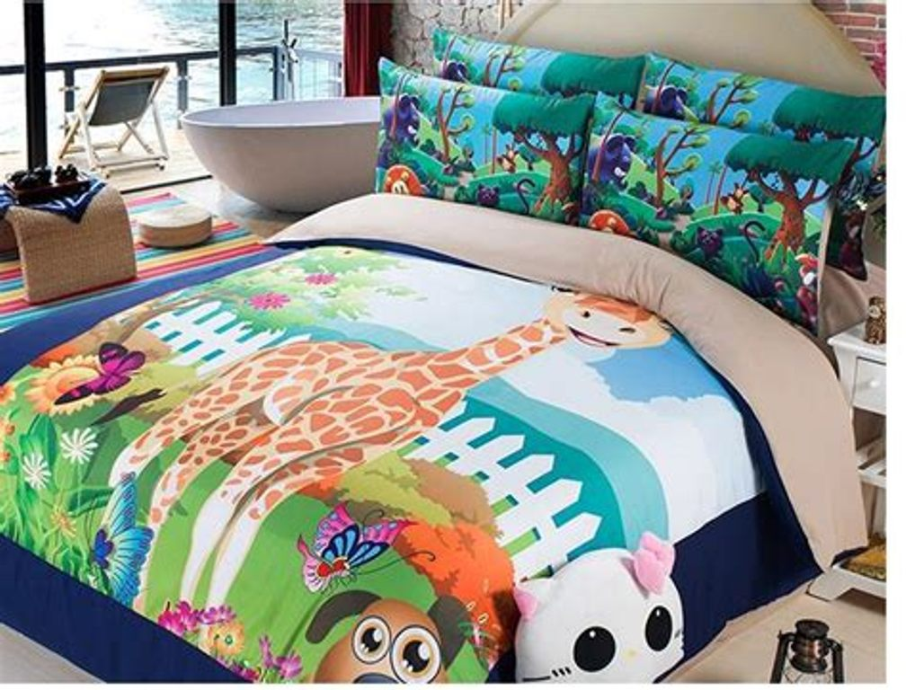 Image of: Animal Bedding Sets