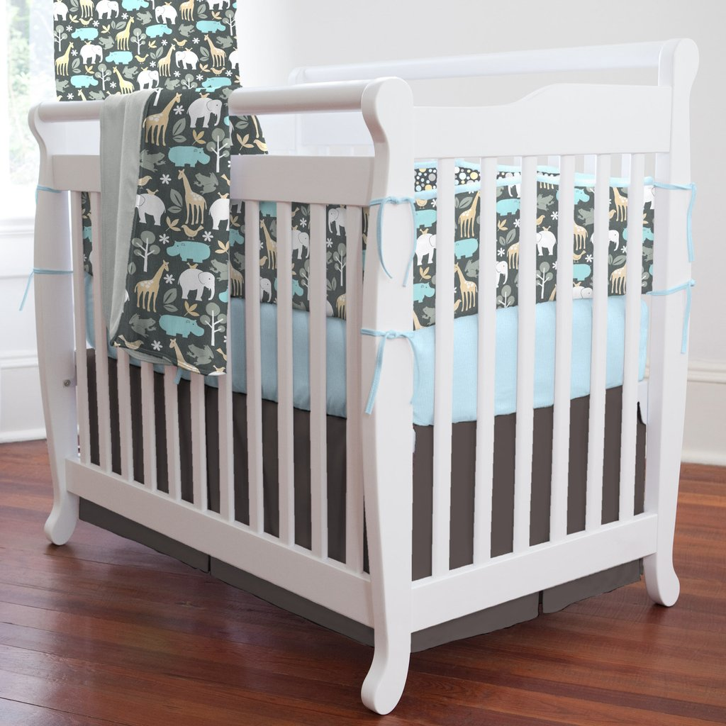 Image of: Baby Cradle Bedding Vintage Race Car 4pc Baby Crib Bedding Set Baby Boy Crib Bedding Set Western Baby Bedding Nursery Theme