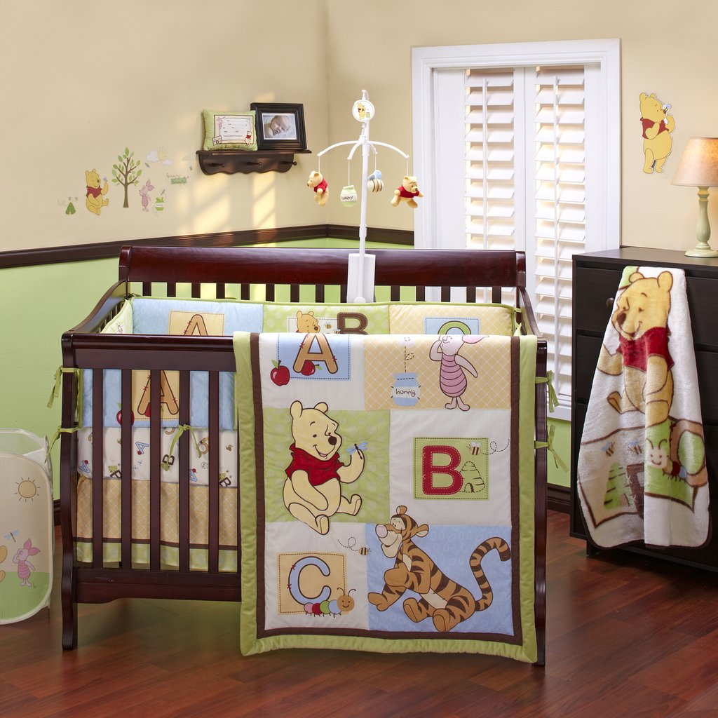 Image of: Bedroom Modern Nursery Crib Baby Bedding Set Boy Modern Baby Bedding Style