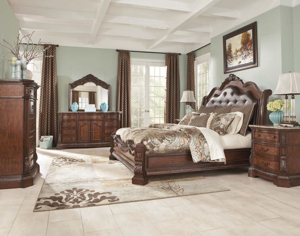 Image of: Bedroom Sets For Cheap