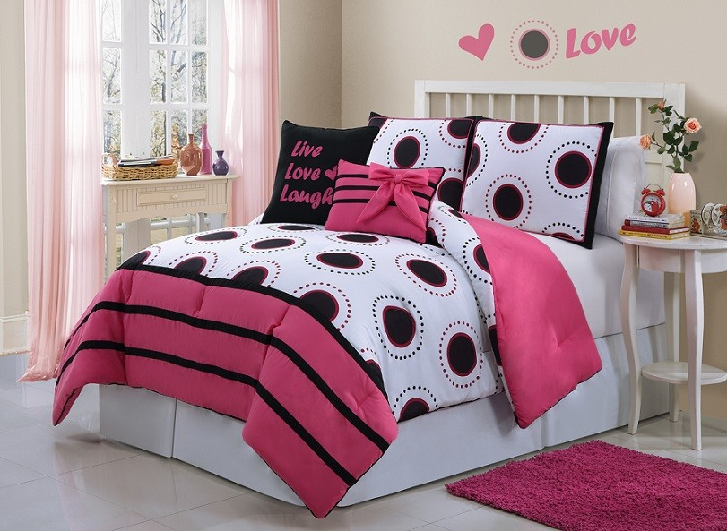 Image of: Best Funky College Bedding