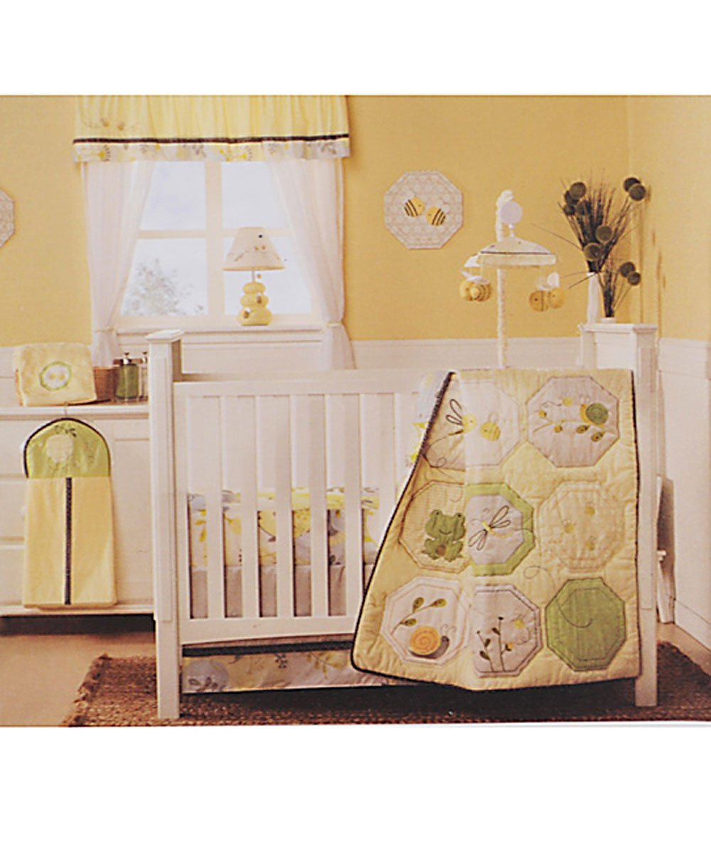 Image of: Carter Crib Dust Ruffle Carter Bumble Collection Crib Bedding Decor Baby Child Western Baby Bedding Nursery Theme