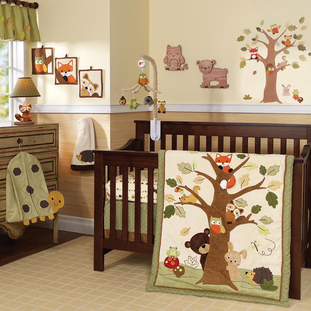 Image of: Carter's Baby Bedding Sets