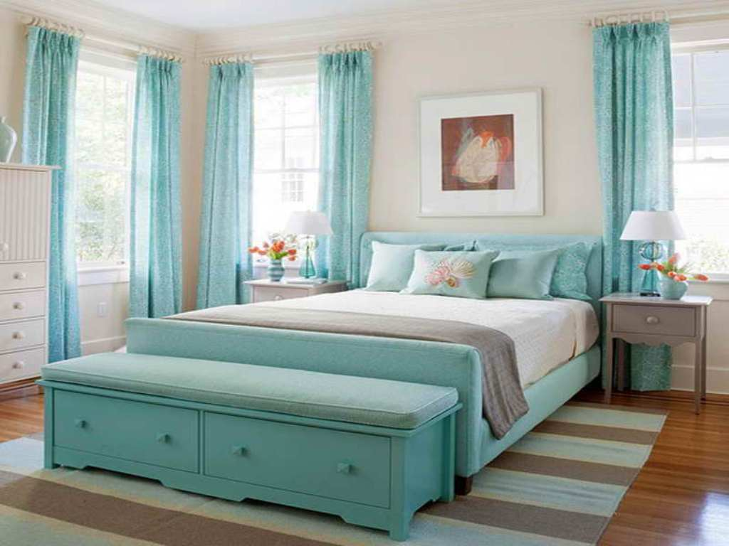 Image of: Cheap Tiffany Blue Bedding