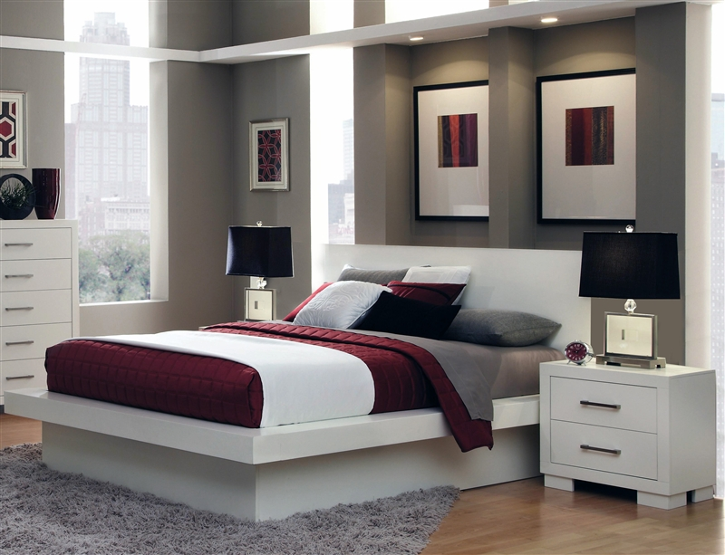 Image of: Contemporary Bedroom Sets King