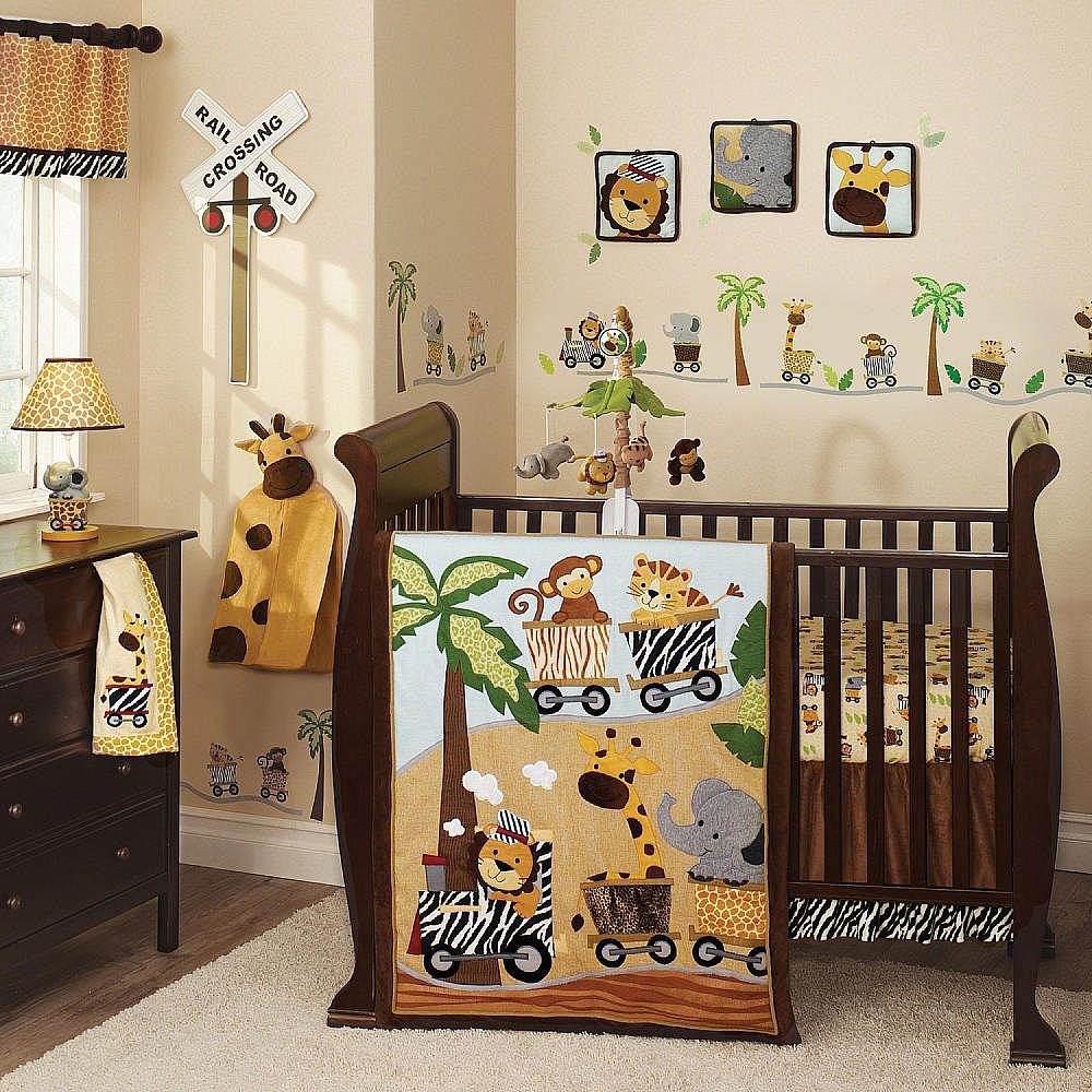 Image of: Cute Crib Bedding Sets For Girls