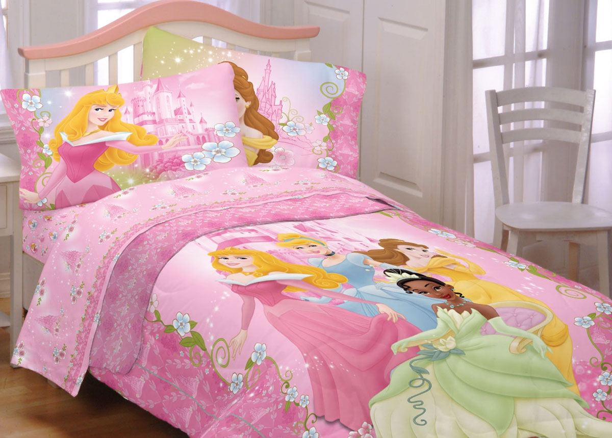 Image of: Disney Princess Sheets Twin Ideas