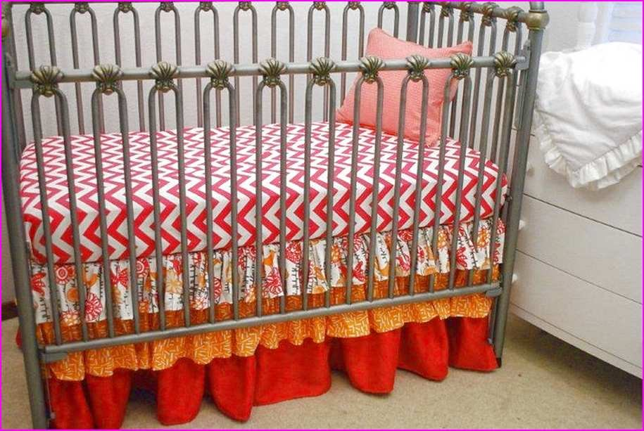 Image of: Gray Hot Pink Baby Bedding Home Design Idea Gray Baby Bedding Set Appeal To You