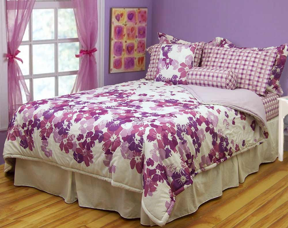 Image of: Jcpenney Girl Bedspread Feel Home Awesome Ideas Teen Bed Sets