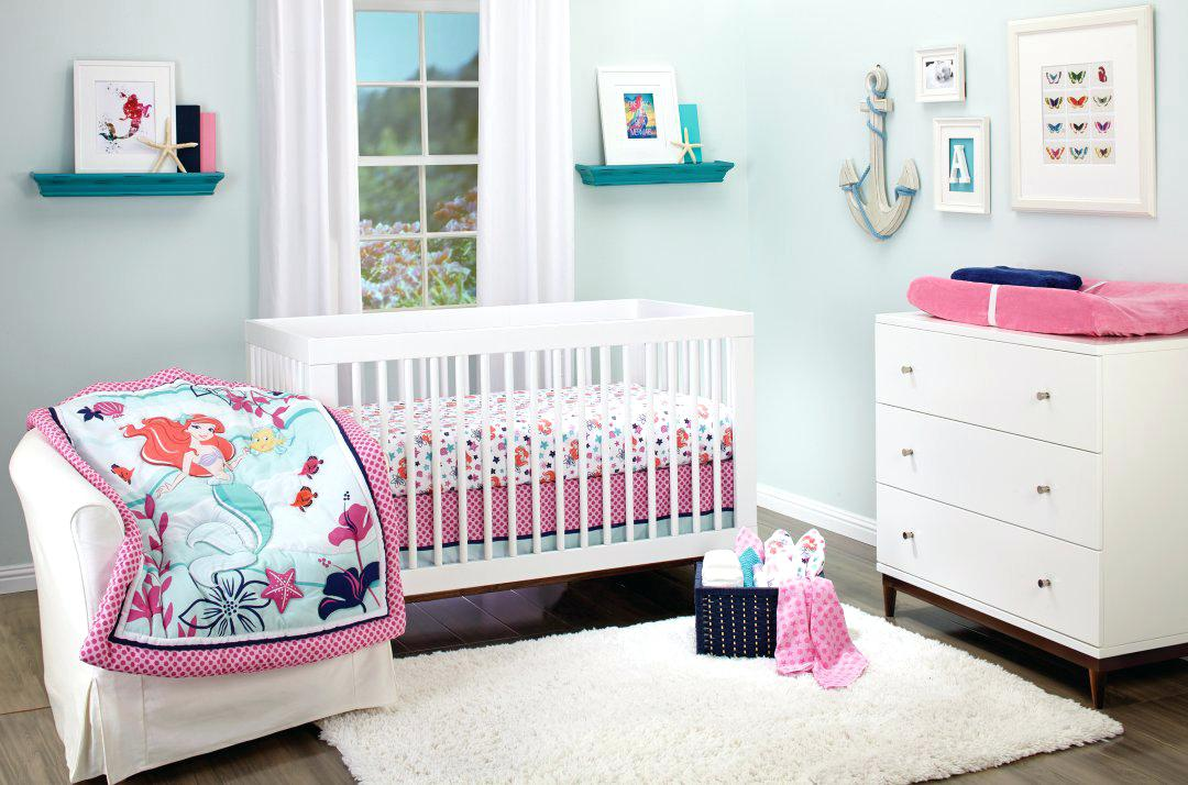 Image of: Modern Baby Decor