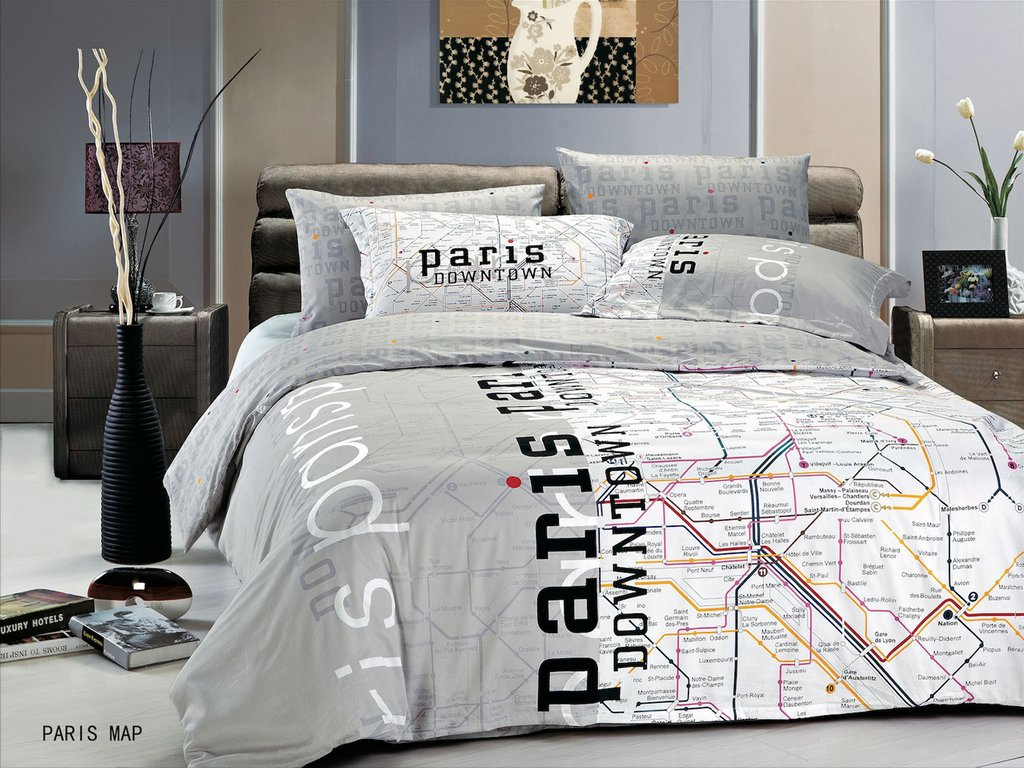 Image of: Modern Duvet Cover Set Gallery Princess Bedding Sets Style