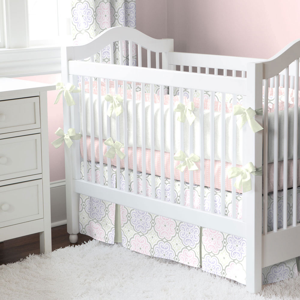 Image of: Modern Nursery Bedding