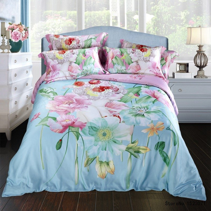 Image of: Online Buy Wholesale Chic Vintage Bedding China Chic Elegant Teenage Girl Bedding