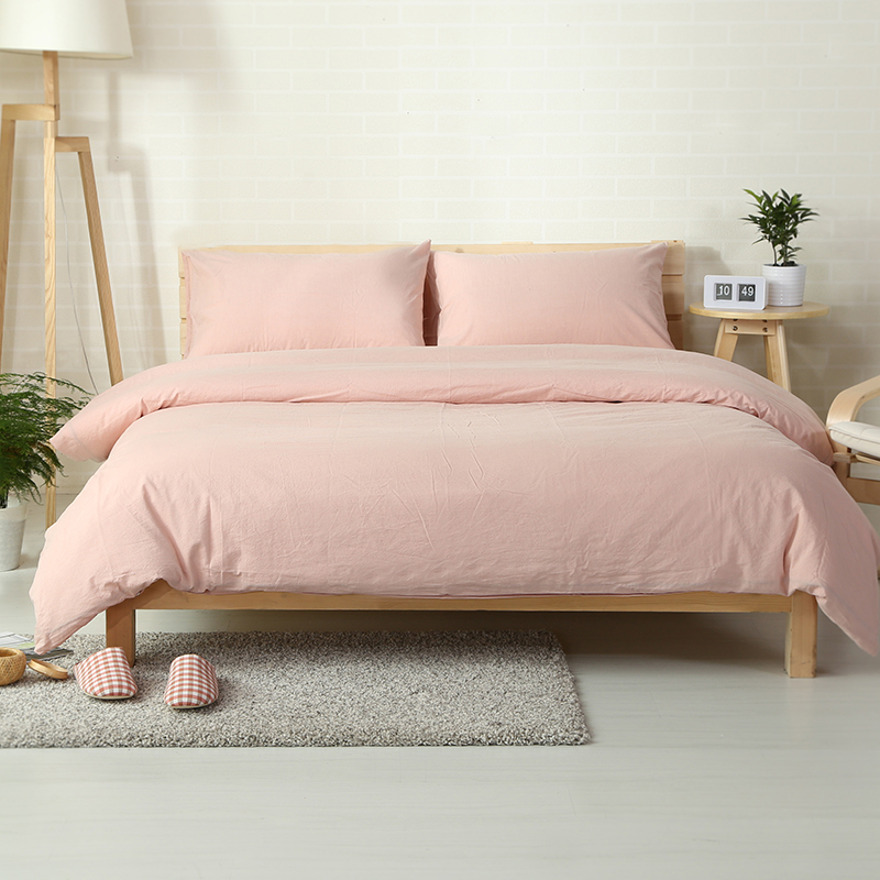 Image of: Pink King Size Comforter Color