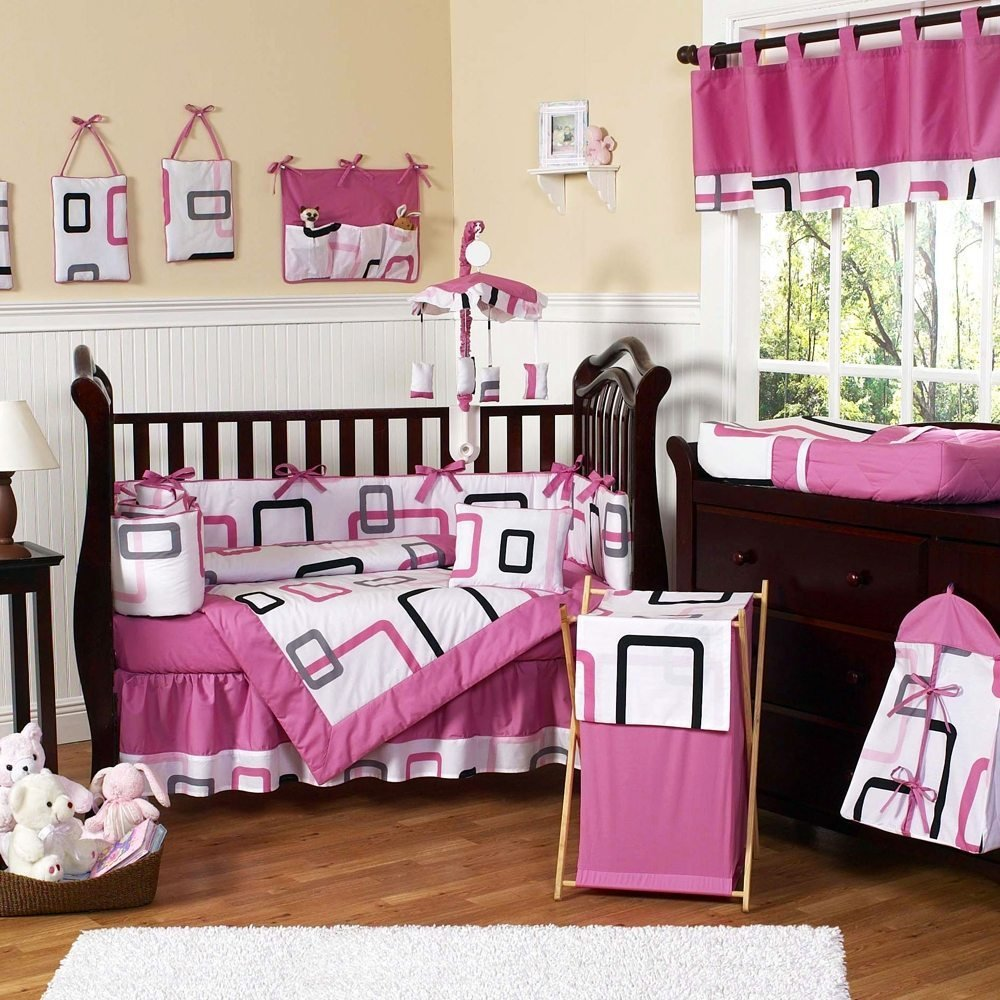 Image of: Unique Toddler Bedding Set 28 Image Newest City Chic Cotton Reactive Dyeing Bedding Gray Baby Bedding Set Appeal To You