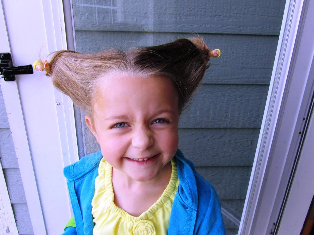 Image of: Wacky Hair Day Girl Home Idea Decor Easy Modern Baby Bedding Style