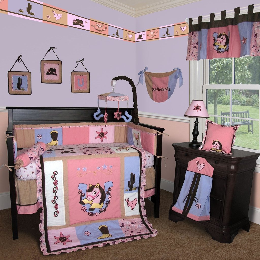 Image of: Western Baby Crib Set Baby Boutique Western Boy 13 Western Baby Bedding Nursery Theme