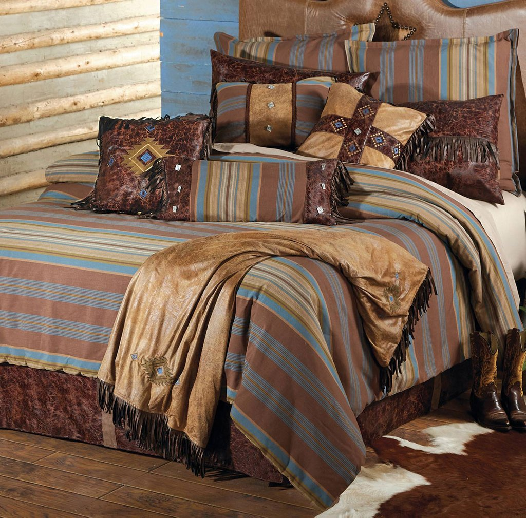 Image of: Western Bedding Clearance 28 Image Serape Stripe Bed Western Baby Bedding Nursery Theme