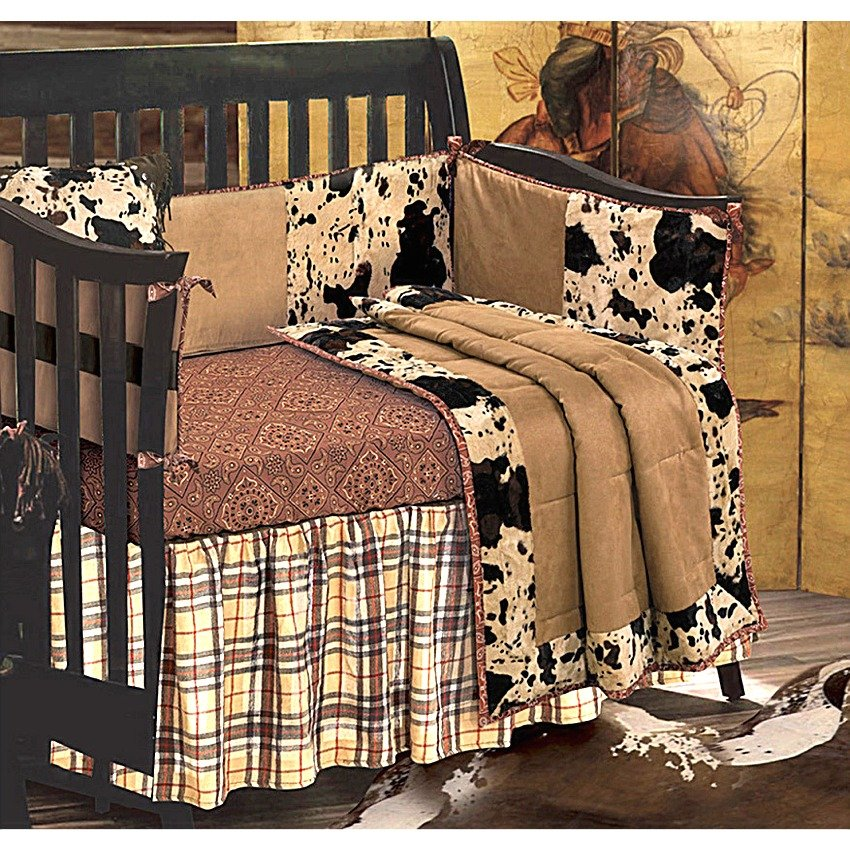 Image of: Western Bedding West Cowboy Western 28 Image West Living Cowboy Quilt Western Furniture Western Baby Bedding Nursery Theme