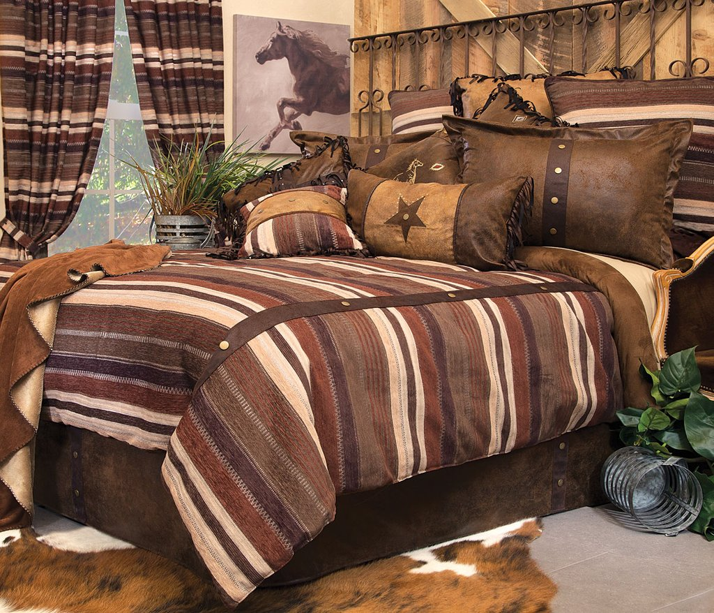 Image of: Western Bedding Western Hill Bedding Collection Lone Western Baby Bedding Nursery Theme