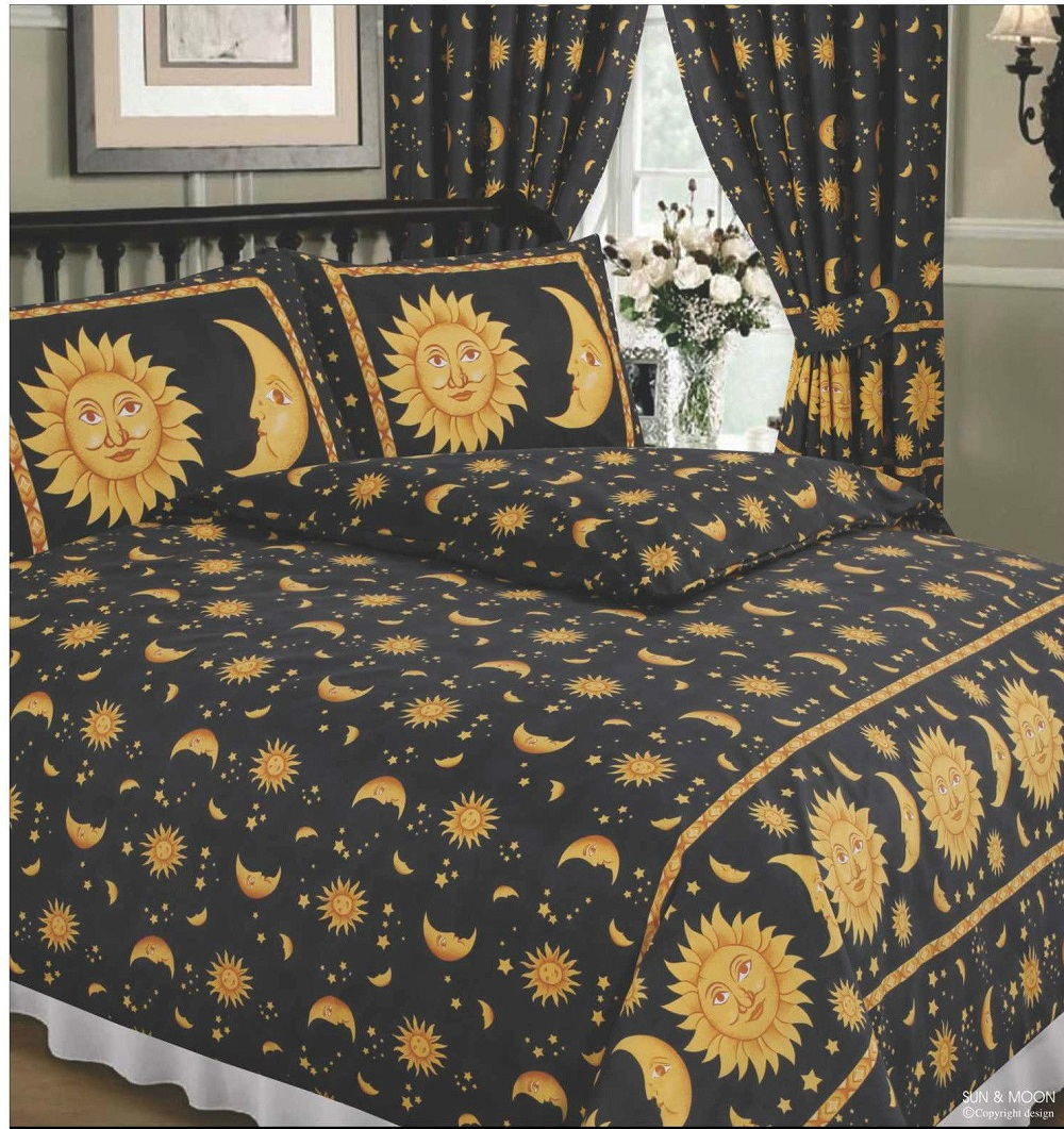 Image of: Celestial Bed In A Bag