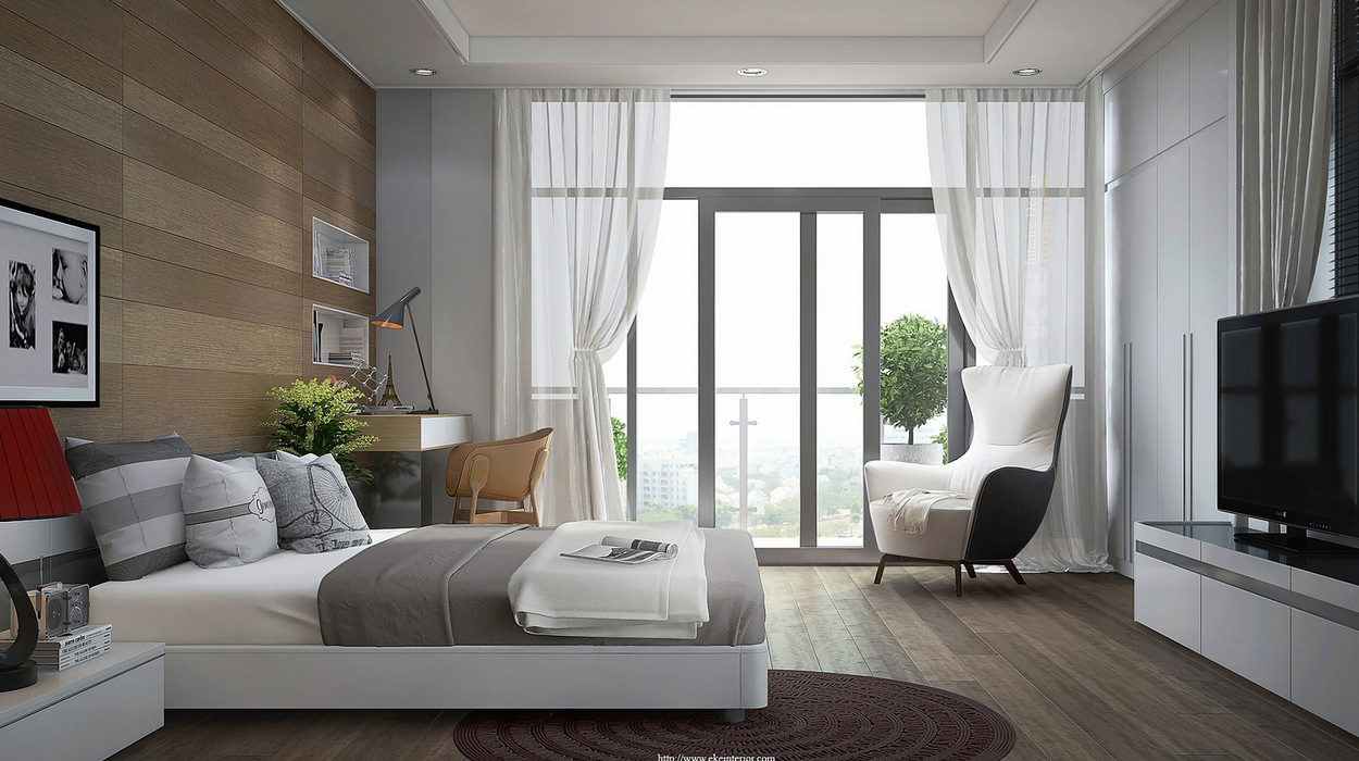Image of: Contemporary Bedroom Furniture Sets
