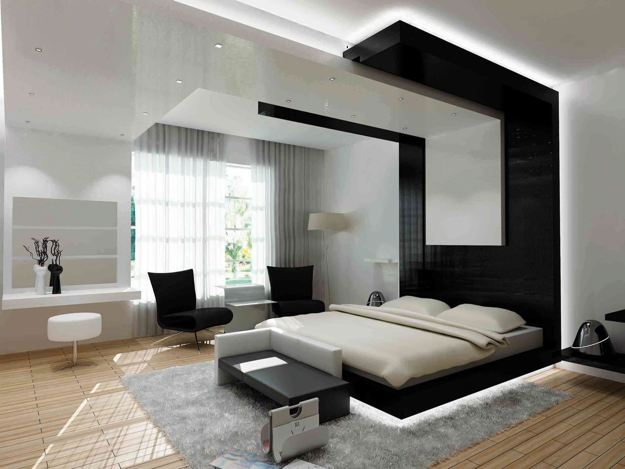 Image of: Contemporary Beds