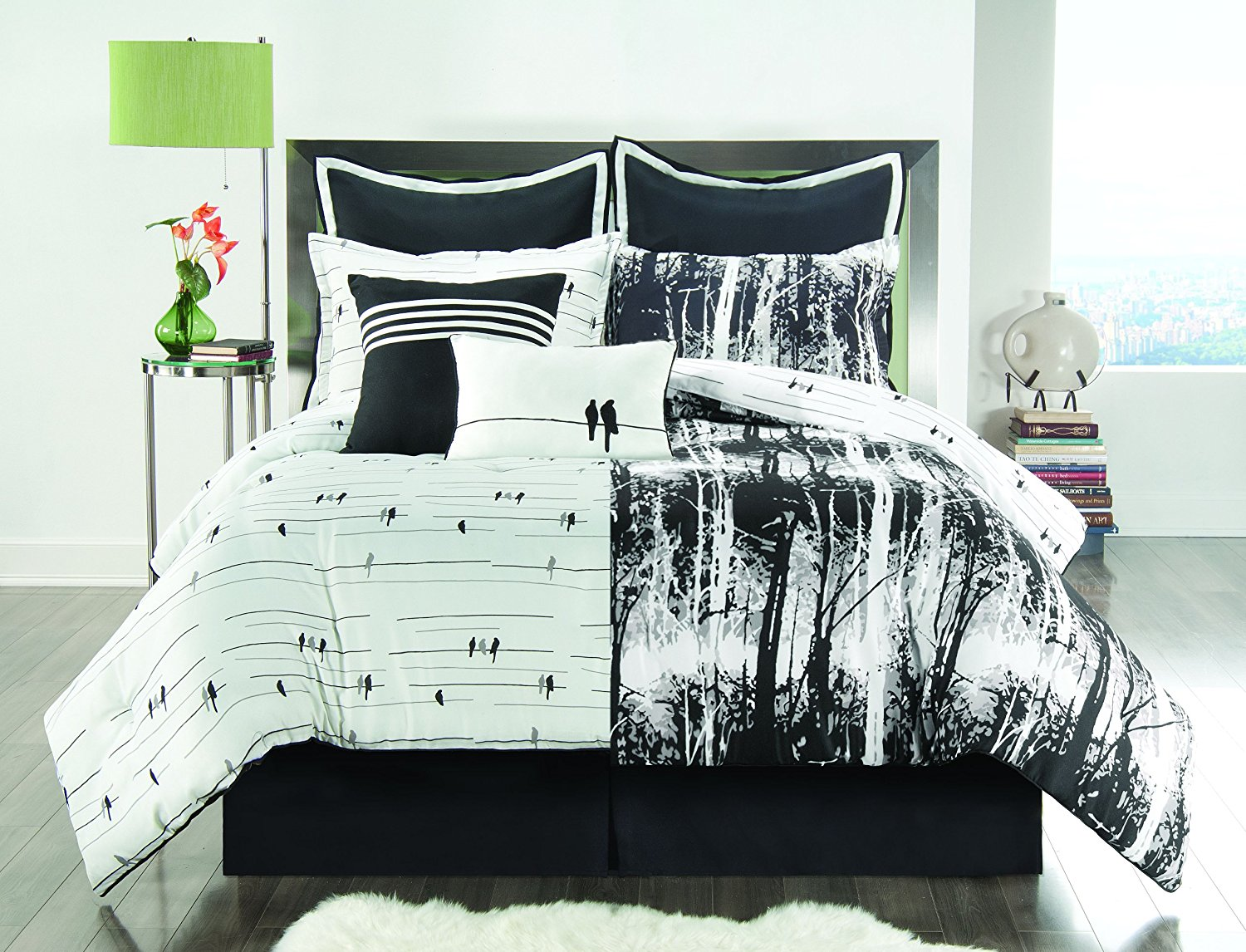 Image of: Contemporary Luxury Bedding Decors