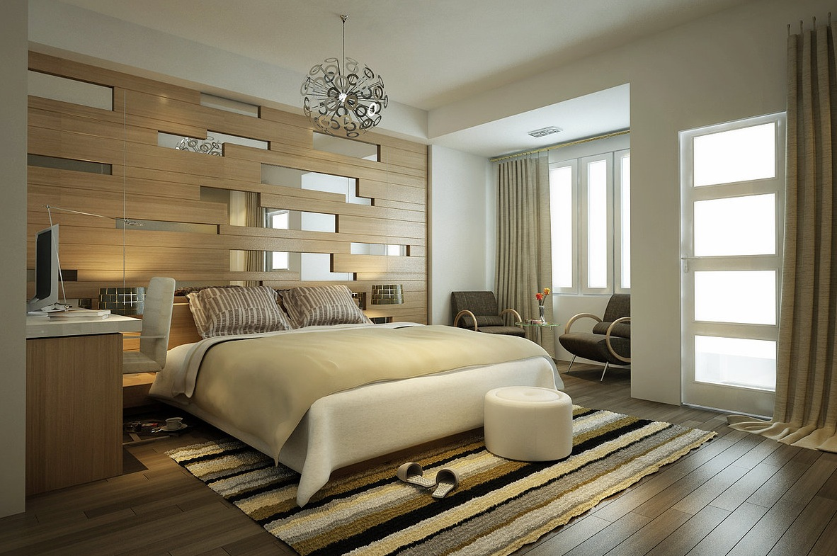 Image of: Modern Contemporary Bedroom Furniture