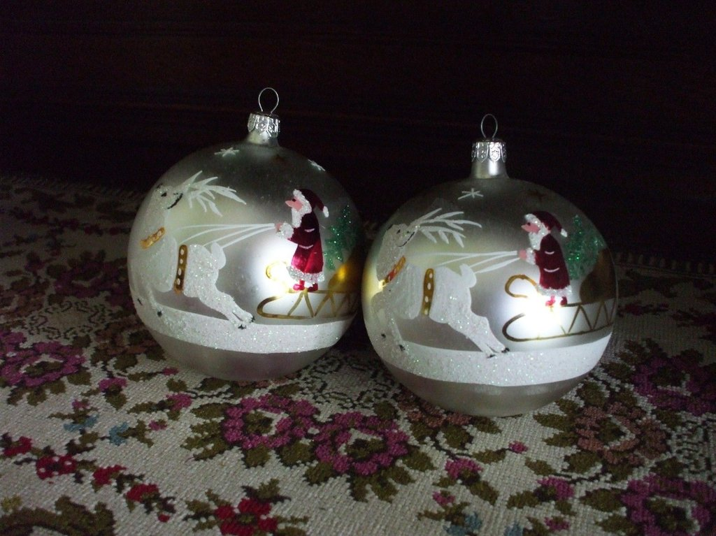 Image of: Painted Blown Glass Ornament 28 Image Painted Pink Bedding Sets Queen Ideas