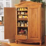 Big Small Pantry Armoire