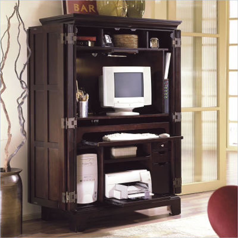 Review Computer Armoire