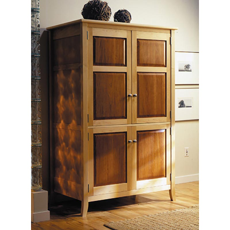 Simple Armoire Entertainment Center