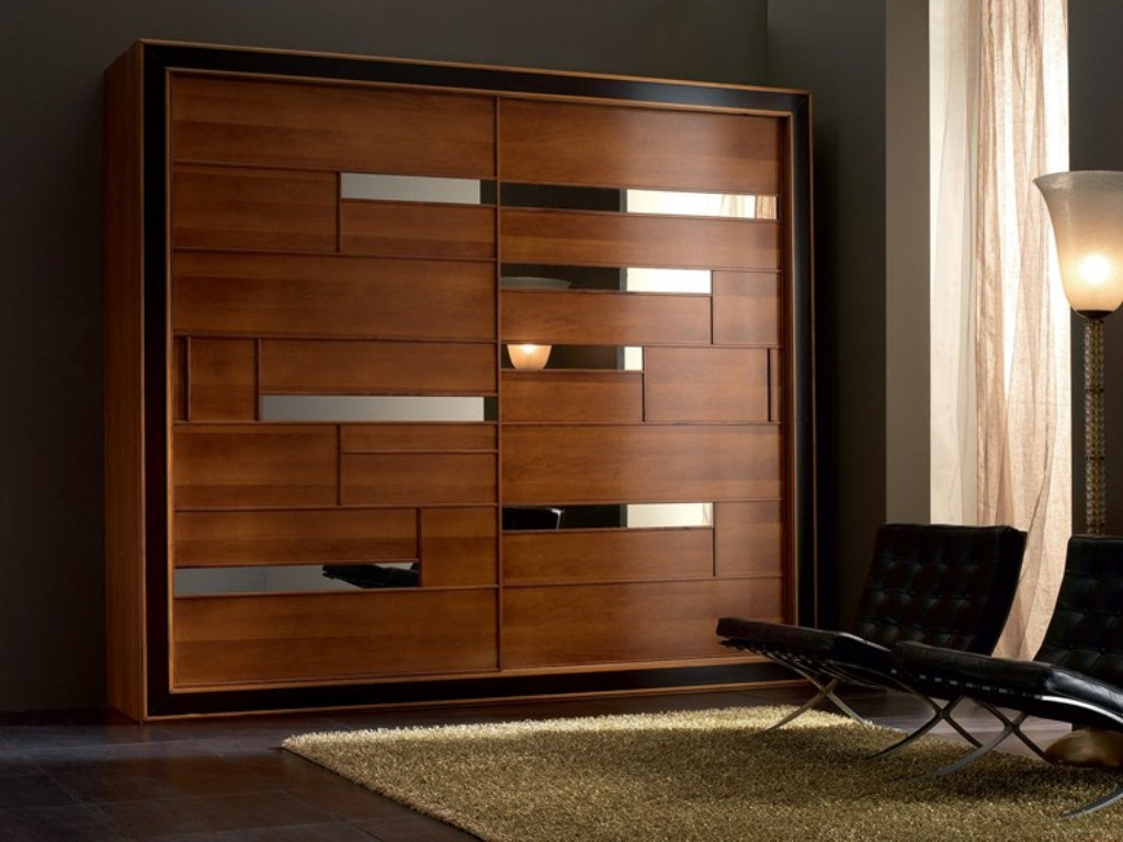 Solid Wood Armoires And Wardrobes